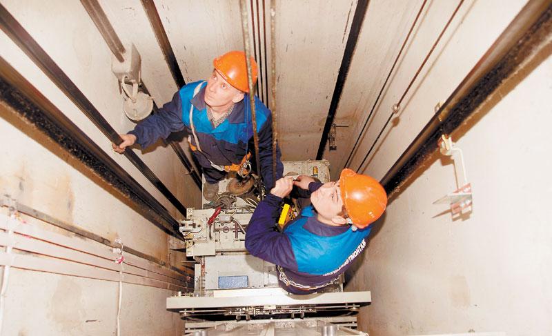 Требуются монтажники лифтов в Прибалтику