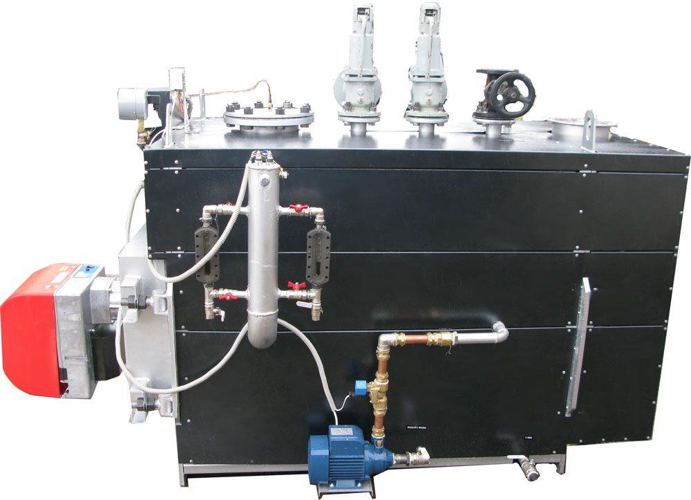 Дизельный парогенератор – универсальное оборудование для обработки продукции