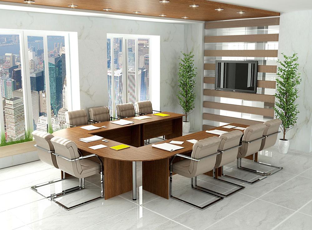 Как выбрать качественную и красивую мебель для офиса?