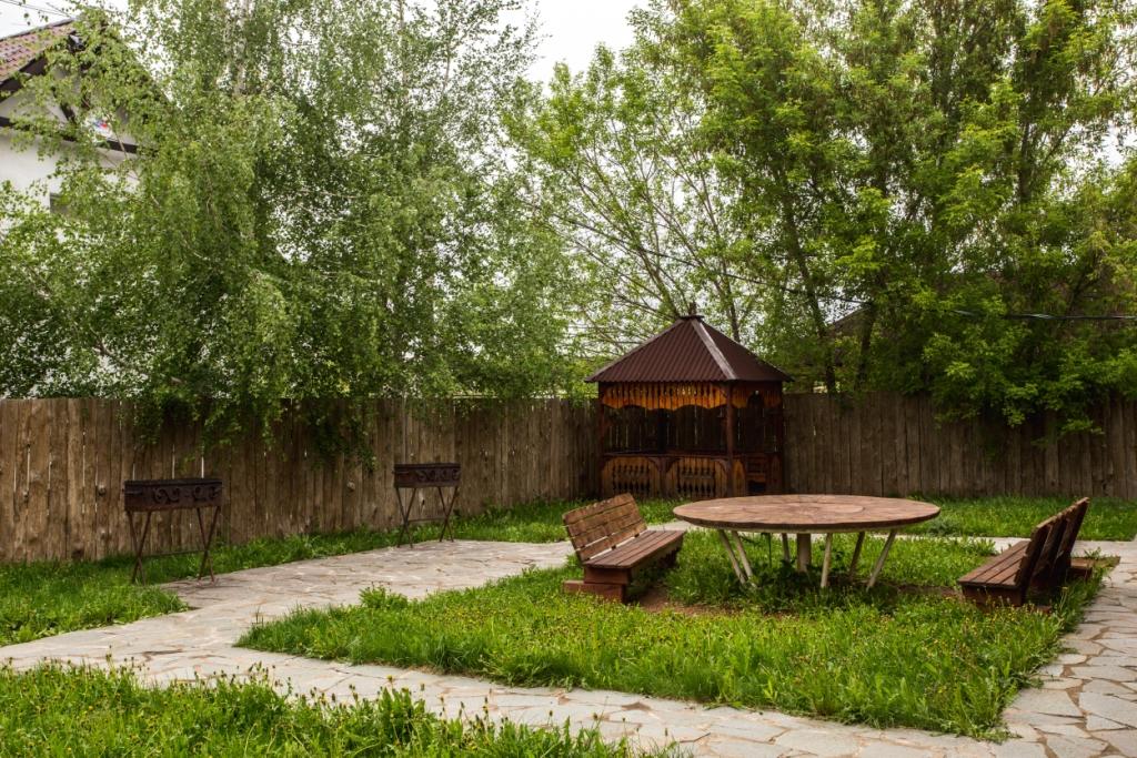 Великолепный отдых в Бузулукском бору
