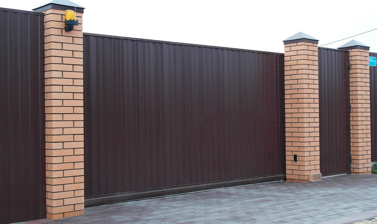 Ограда и ворота от ведущего производителя Забор Групп