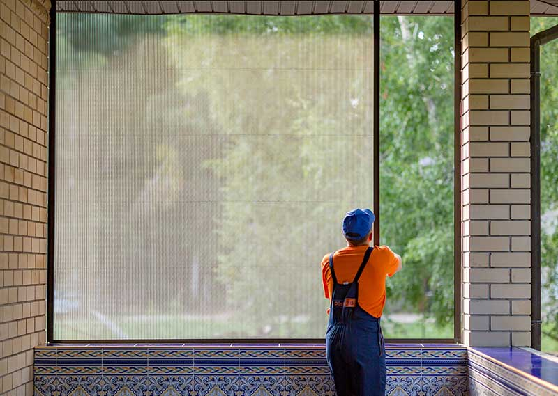 «Plisse LTD» - качественные москитные сетки для дверей и окон