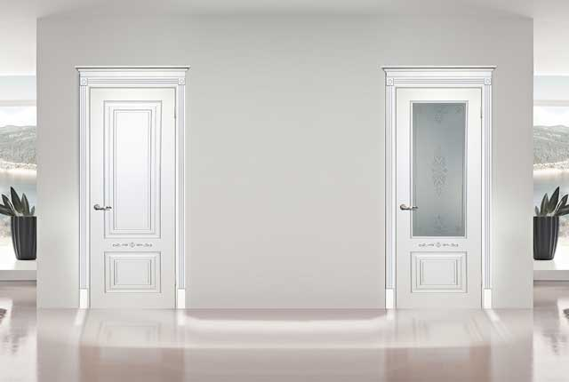 «Текона» - отличные межкомнатные двери