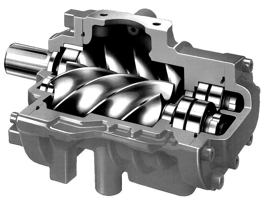Какие компании занимаются ремонтом винтовых блоков и компрессоров?