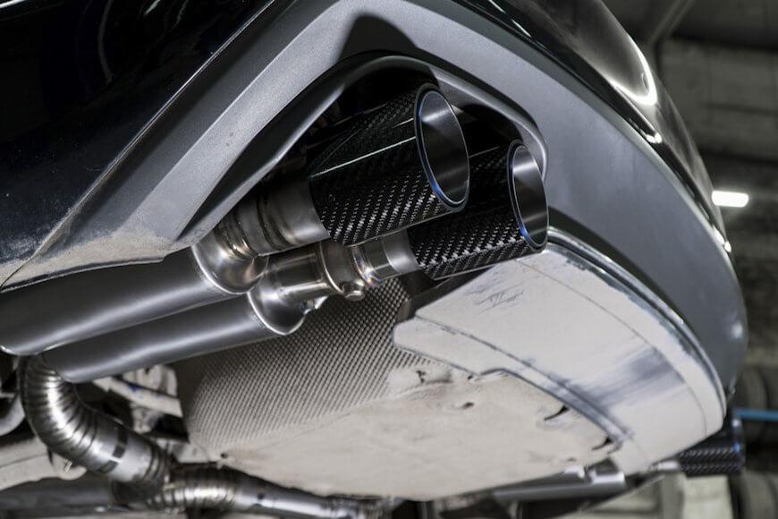 «Тюнинг выхлопных систем» - изготовление выхлопных систем для автомобилей и мотоциклов