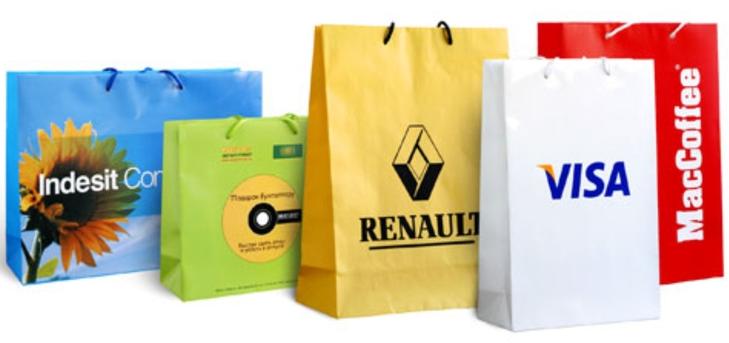 Репутационная польза от пакетов с логотипом вашей компании