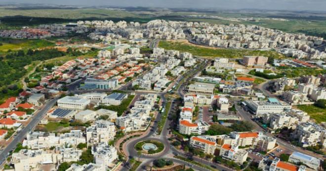 Эльад - Израиль