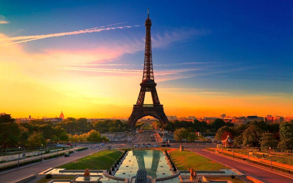 Свадьба в городе любви. Ах Париж!