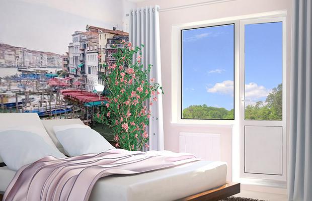 Окна для спальни