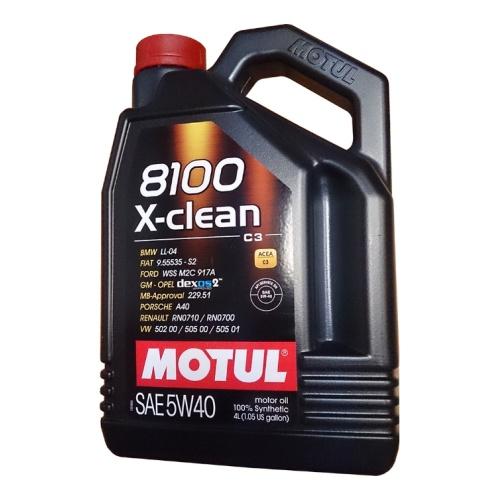 Где приобрести моторное масло Motul 5w40