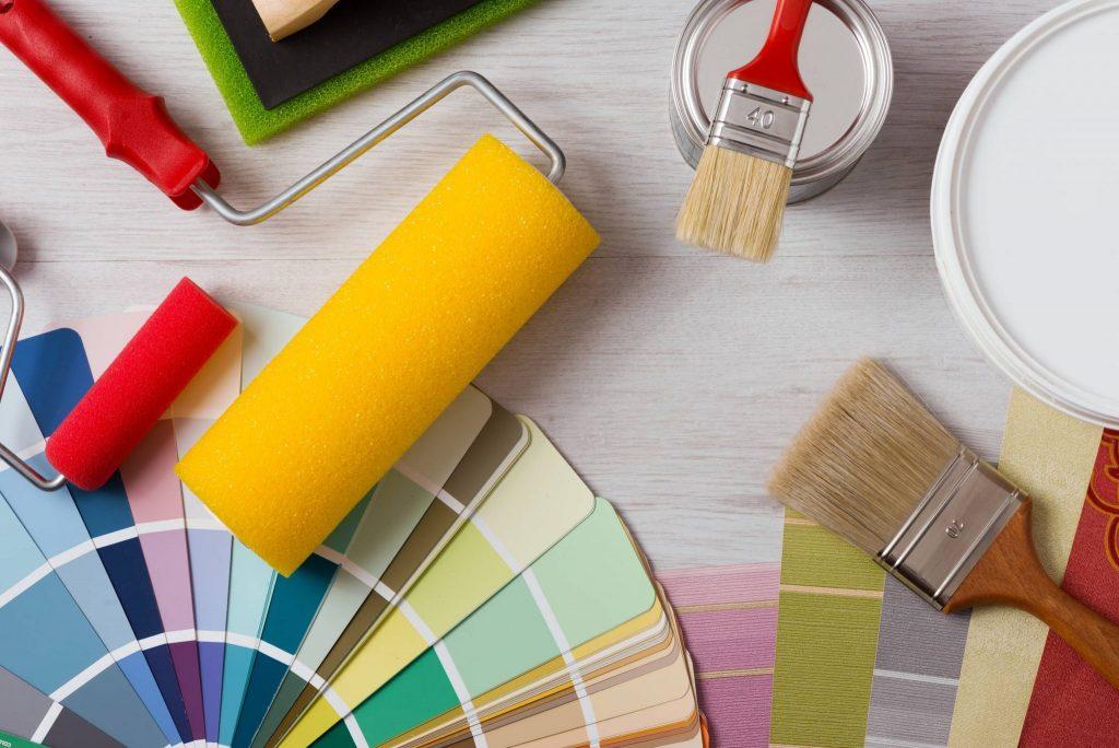 Все что вы хотели знать о лакокрасочных материалах