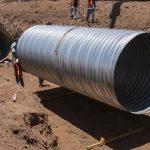 Трубы большого диаметра стальные: способы производства, сортамент, стандартизация и применение