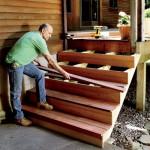 Для чего нужны тетивы на лестницах?