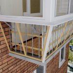 Вынос балкона: что это и зачем нужен?
