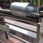 Вальцовка листового металла: особенности процесса