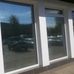 Тонировка стекол офисов