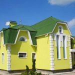 Фасадная краска Sadolin: популярные составы и их характеристики